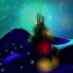 Postal de navidad (III) [ Alumnos ] [ Blender ][ Trabajos ]