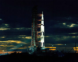 Saturn V (Fuente Wikipedia)