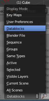Datablocks