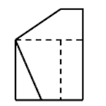 Piezas de Dibujo Técnico [3] (Solución) [Normalización] [Educación]