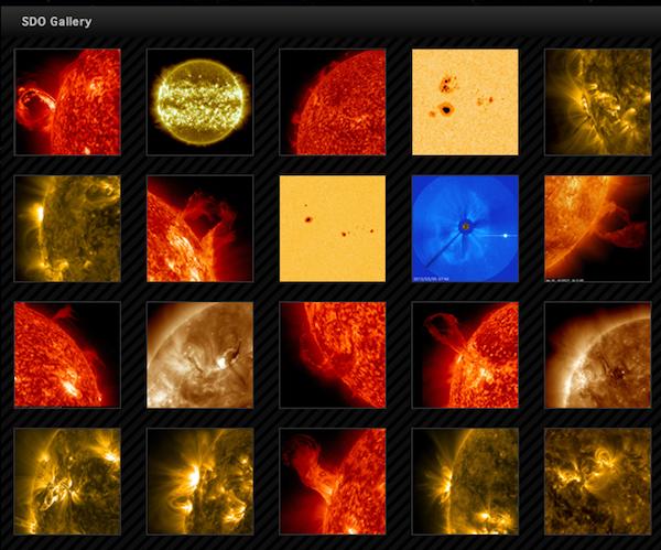 Galeria solar