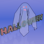 Fantasma de Halloween [ Wallpaper ]