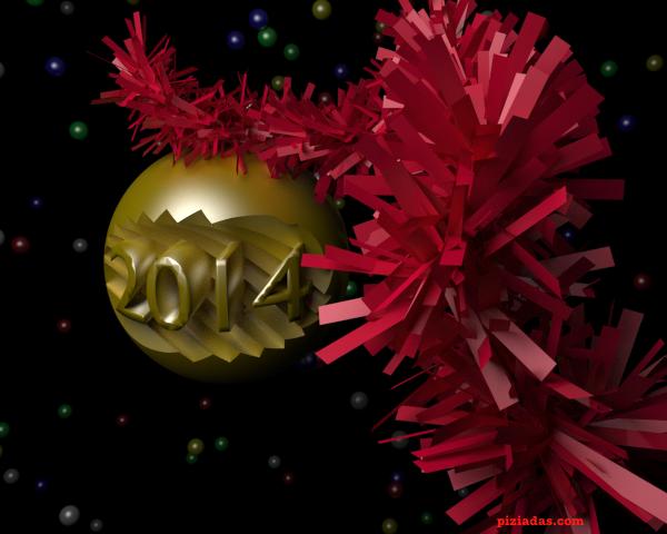 Wallpaper año 2014 navidad 2013