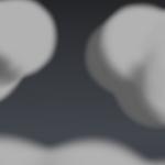Nubes sencillas [ Blender ]
