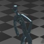 Modificadores en Blender : Ejemplo Skin : Personaje