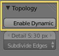 topology dinamica