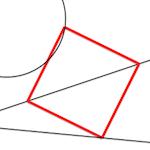 Geometría métrica: Lugares geométricos. Problema I (Selectividad 2014 – B1)