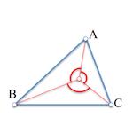 Geometría métrica: Lugares geométricos. Arco capaz : Problema II Solución