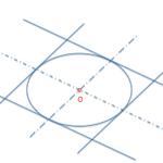 Geometría proyectiva: Direcciones conjugadas