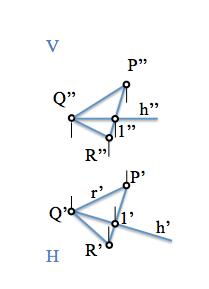 horizontal segunda proyección