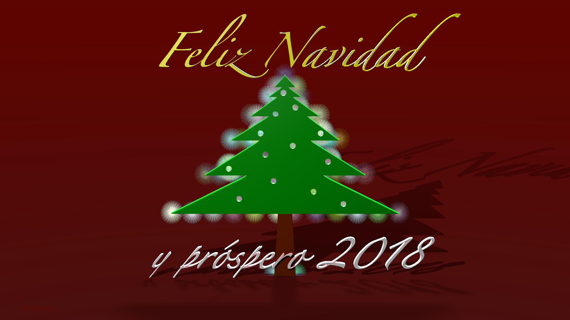 Wallpaper Merry Christmas 2017 Graphic Piziadas