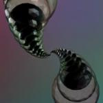 Diseño Paramétrico en la imagen de síntesis: Helicoides